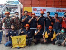 Pemuda Muhammadiyah Luwu Kirim Bantuan Untuk Korban Gempa Bumi di Sulbar