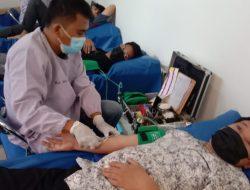 Setetes Darah Yang Bermanfaat Dilakukan oleh IMM Komisariat  Ma'had Al-Birr