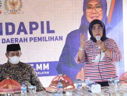 Kundapil DPRD Provinsi Sulsel,  Kades Harap Fadriaty Senantiasa Berjuang Untuk Rakyat