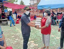Wakil Ketua DPRD Luwu Kunjungi dan Berikan Bantuan Bagi Keluarga Korban Banjir Ponrang
