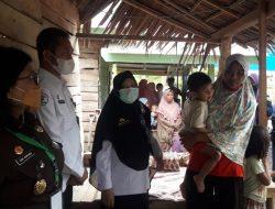 Melalui Dinas Perkim, Bupati Luwu Bantu 1 Unit Rumah Untuk Warga Kurang Mampu di Bajo
