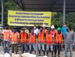 Kelola Tambang Rakyat, BUMDes Kadundung Buka Lapangan Kerja Bagi Warga