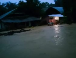 Breaking News : Walmas Kembali di Hantam Banjir