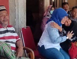 Cerita Haru Kades Ilan Batu, Saat Dikunjungi Anggota DPRD Provinsi Sulsel, Fadriaty Asmaun